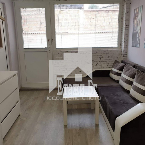 Едностайно жилище в квартал Левски