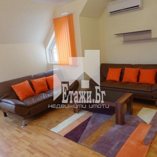 Двуставен апартамент в нова жилищна сграда, в района на Бизнес хотела