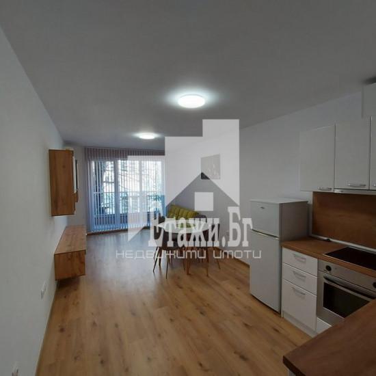 Нов двустаен апартамент в Гръцката махала