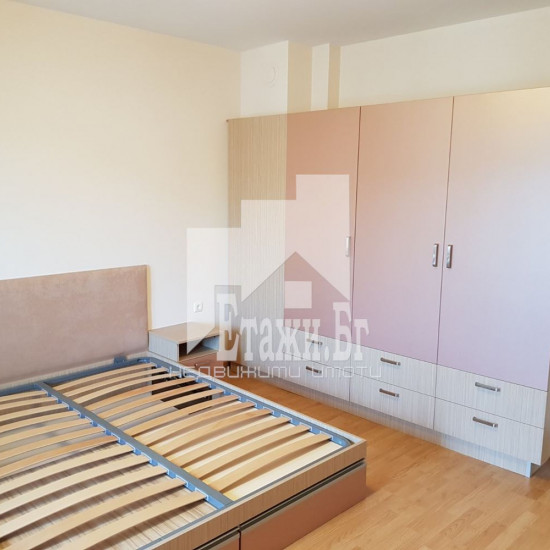 ЛУКСОЗЕН двустаен апартамент в квартал Левски