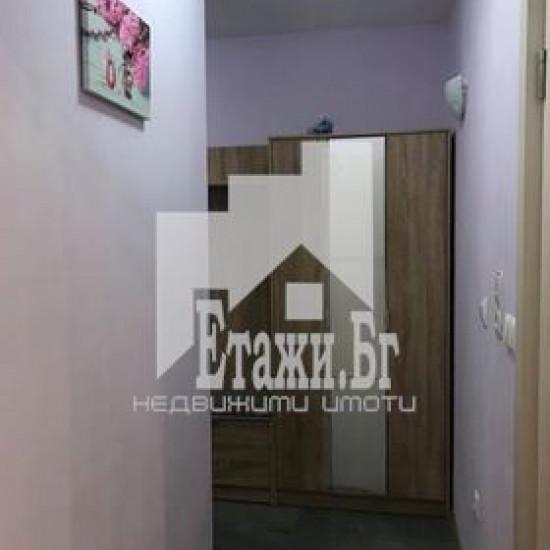 Едностаен напълно обзаведен апартамент в района на ЛК Тракия