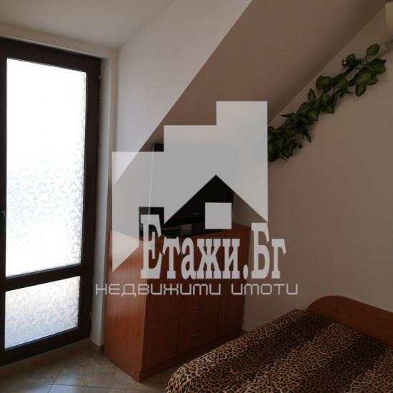 Едностаен напълно обзаведен апартамент в района на Зимно кино Тракия