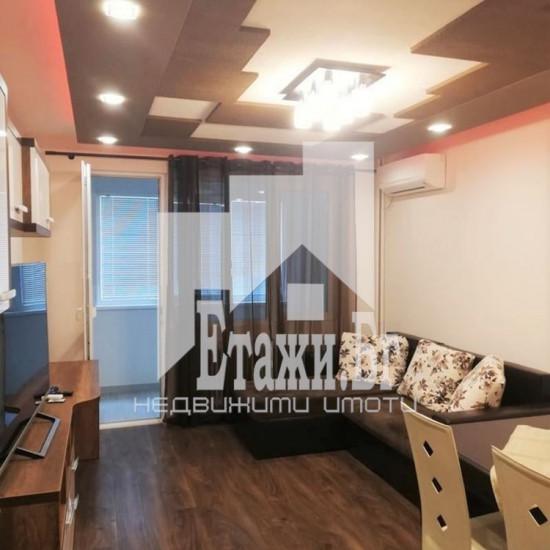 ЛУКСОЗЕН тристаен апартамент в квартал Младост 2