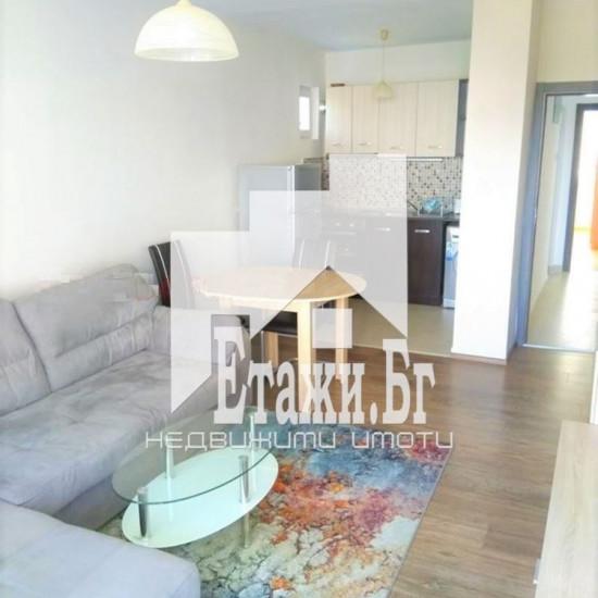 Тристаен апартамент с морска панорама в най-търсеният квартал Чайка