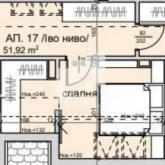 """Апартамент в Кв. """"Кръстова вада"""""""