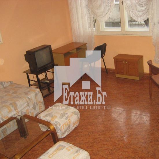 Двустаен обзаведен апартамент в района на Чаталджа