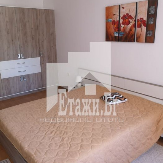 Двустаен апартамент в Бриз