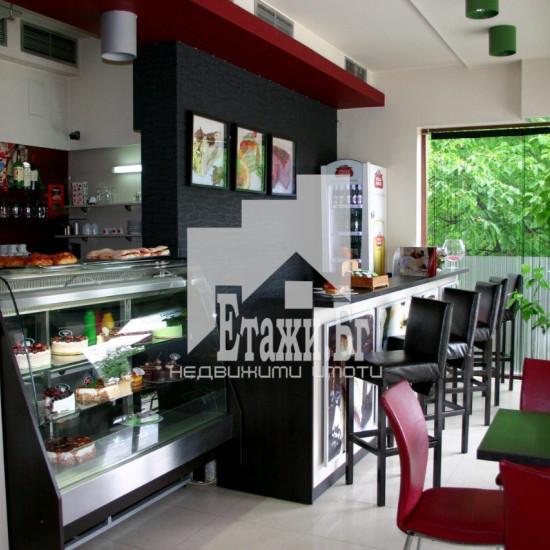 Ресторант под наем в село Бистрица