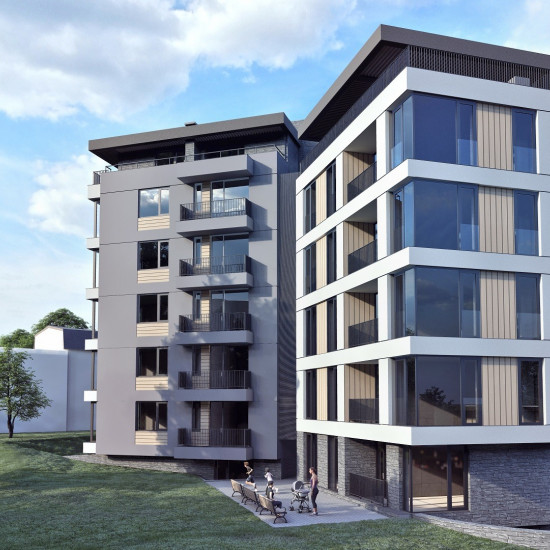 NEW CONSTRUCTION! Residential complex Montevideo.