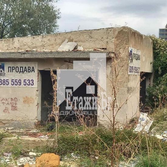 Уникален парцел (УПИ) в  град София кв. КРЪСТОВА ВАДА  !!!!!